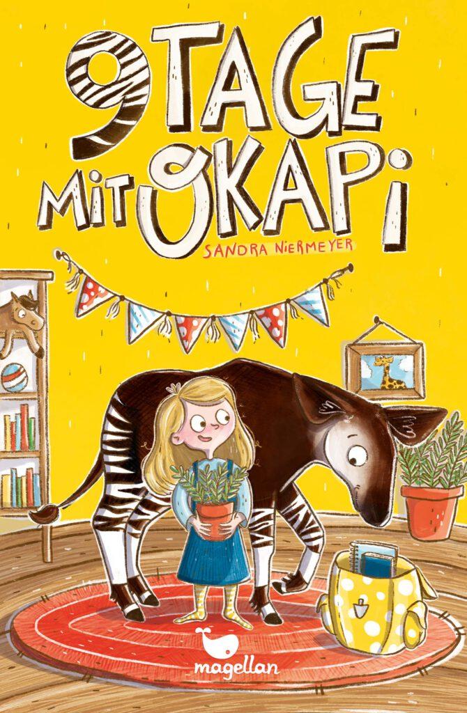 9 Tage mit Okapi, S. Niermeyer, Magellan Verlag, 2020